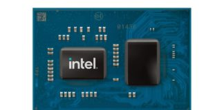 Intel Atom x6000e Elkhart Lake 1600