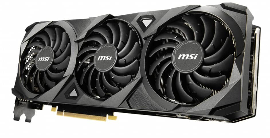 MSI GeForce RTX 3080 Ventus 3X OC