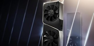 Nvidia GeForce RTX 3070 Founders Edition 1600