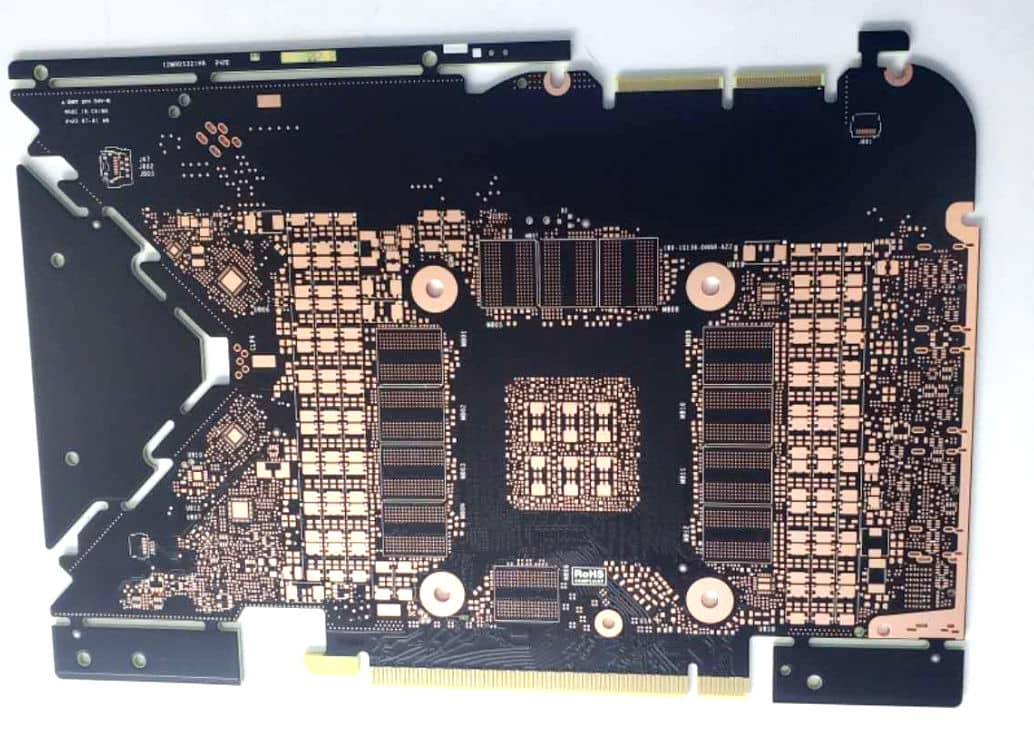 PCB karty Nvidia GeForce RTX 3080 a RTX 3090 Founders Edition 1
