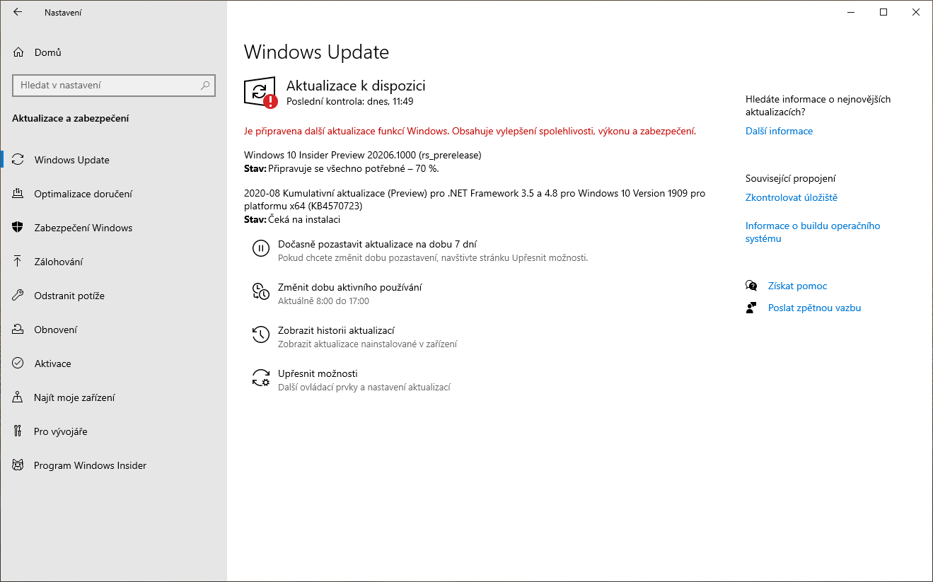 Windows 10 Insider Preview build 20206 3