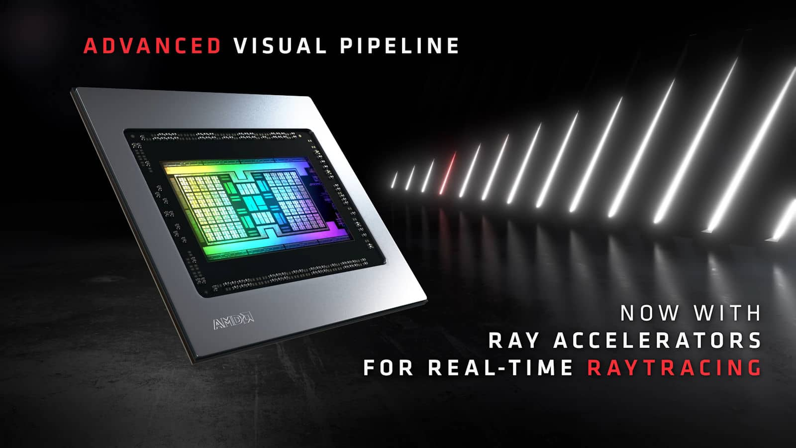 AMD Radeon RX 6000 ray tracing