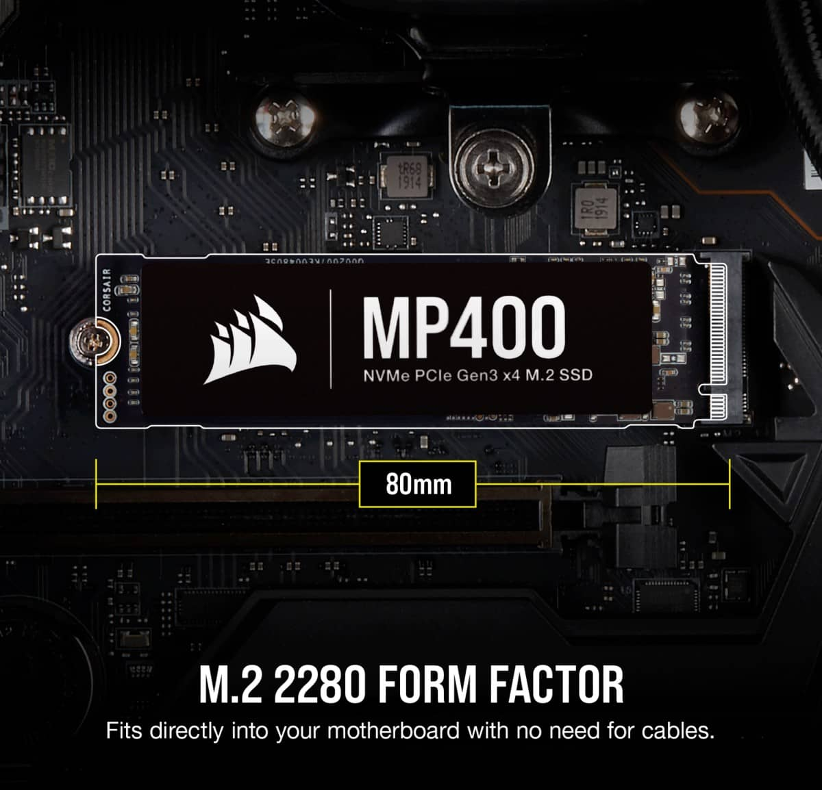 Corsair Force MP400 13