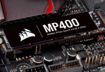 Corsair Force MP400 1600
