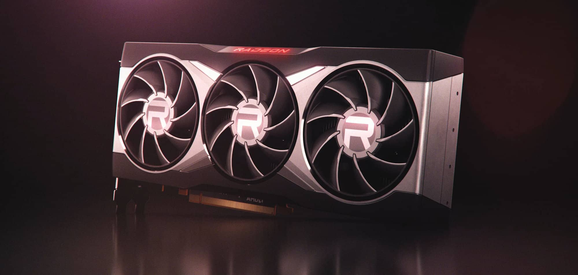 Design karty AMD Radeon RX 6000