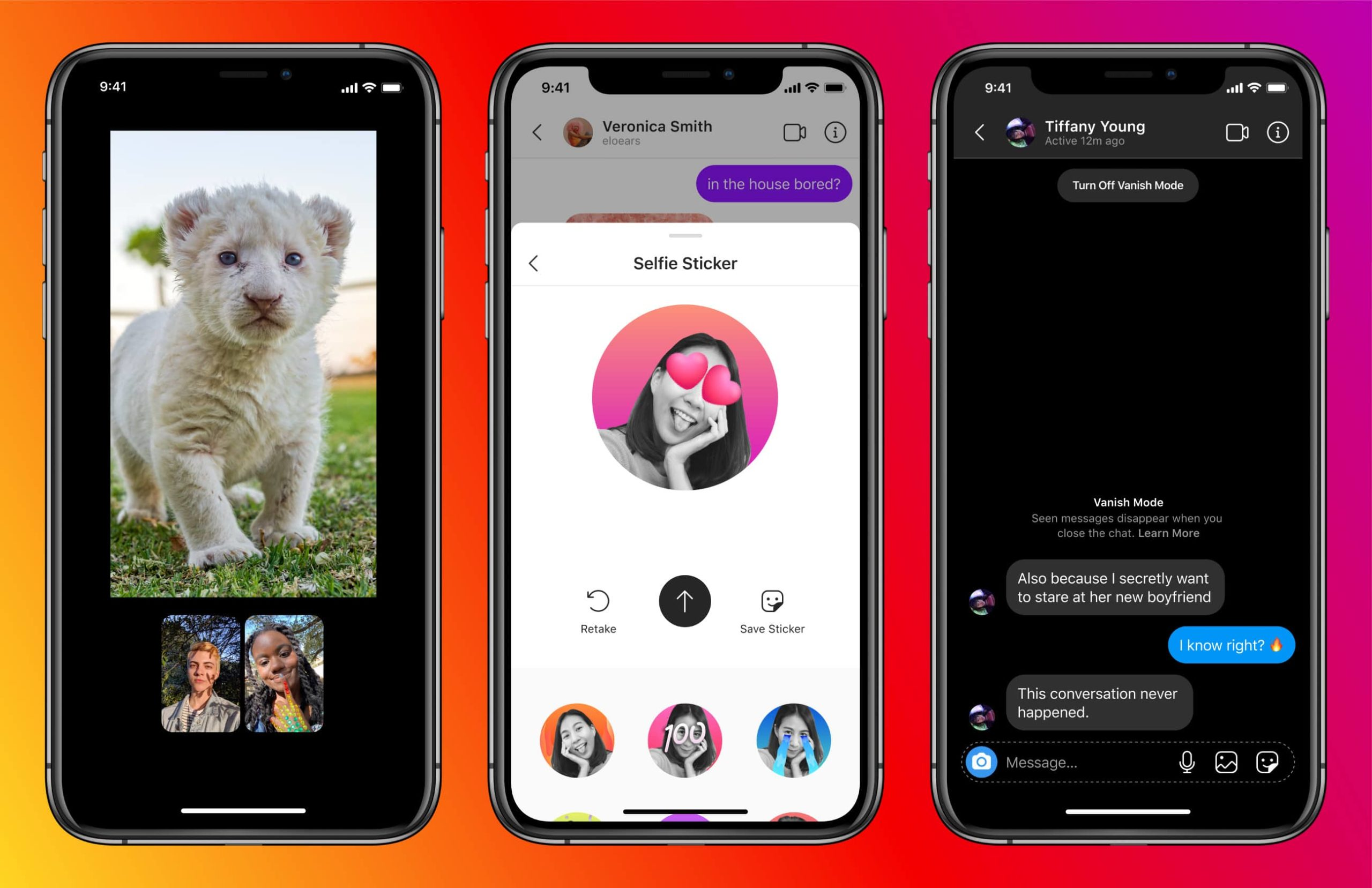 facebook messenger instagram propojeni official 3
