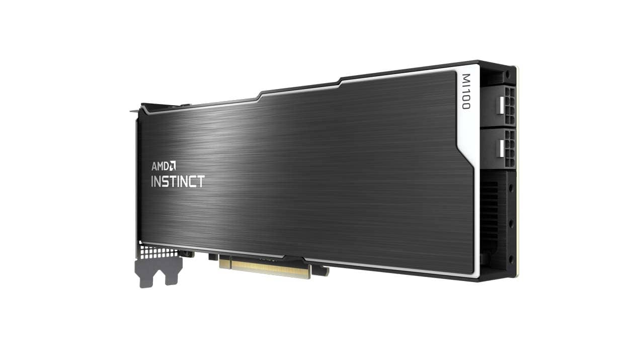AMD Instinct MI100 s architekturou CDNA 03