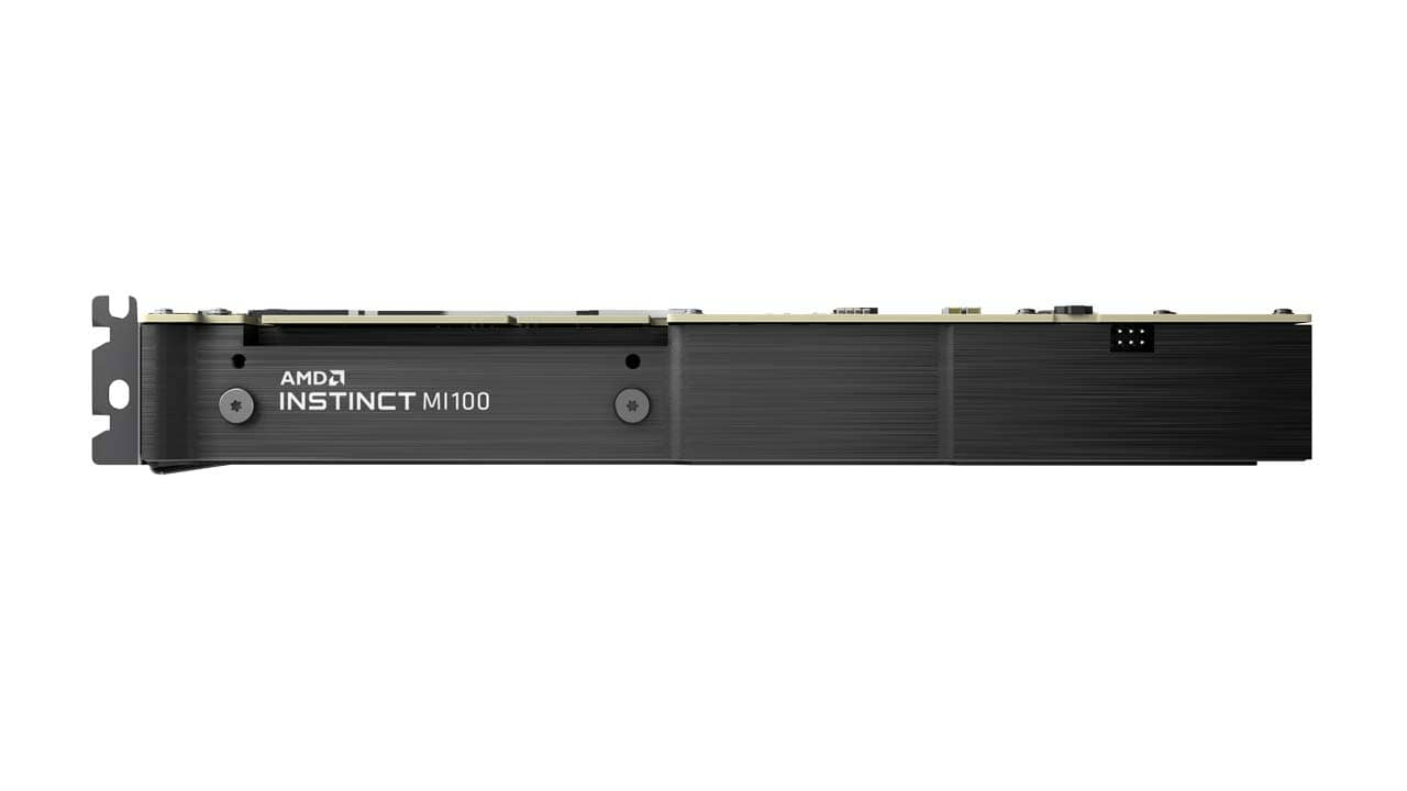AMD Instinct MI100 s architekturou CDNA 04