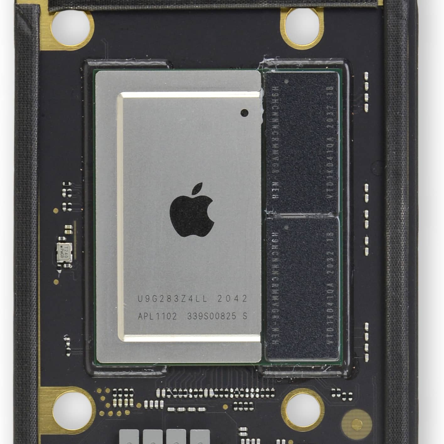 Procesor Apple M1 iFixit