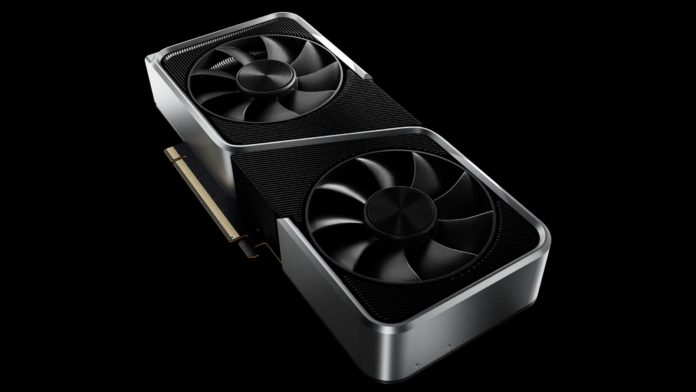 Nvidia GeForce RTX 3060 Ti Founders Edition ilustrace 1600