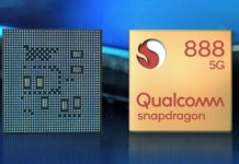 Qualcomm Snapdragon 888 1600