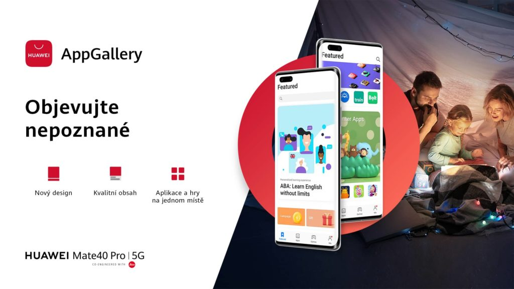 AppGallery new CZ