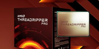 AMD Threadripper Pro 3000WX 1600