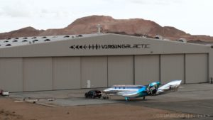 Virgin Galactic VSS Imagine 4