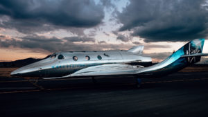 Virgin Galactic VSS Imagine 5