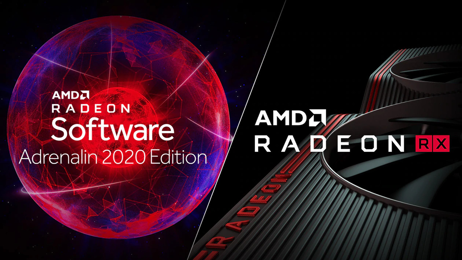 AMD Radeon Software Adrenalin Edition 1600