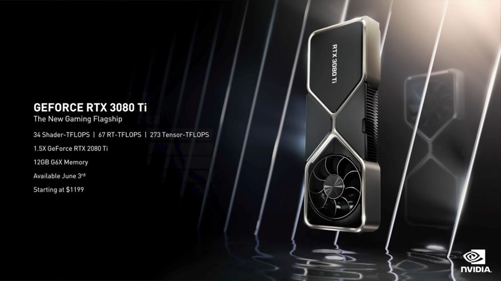Nvidia GeForce RTX 3080 Ti Founders Edition 0