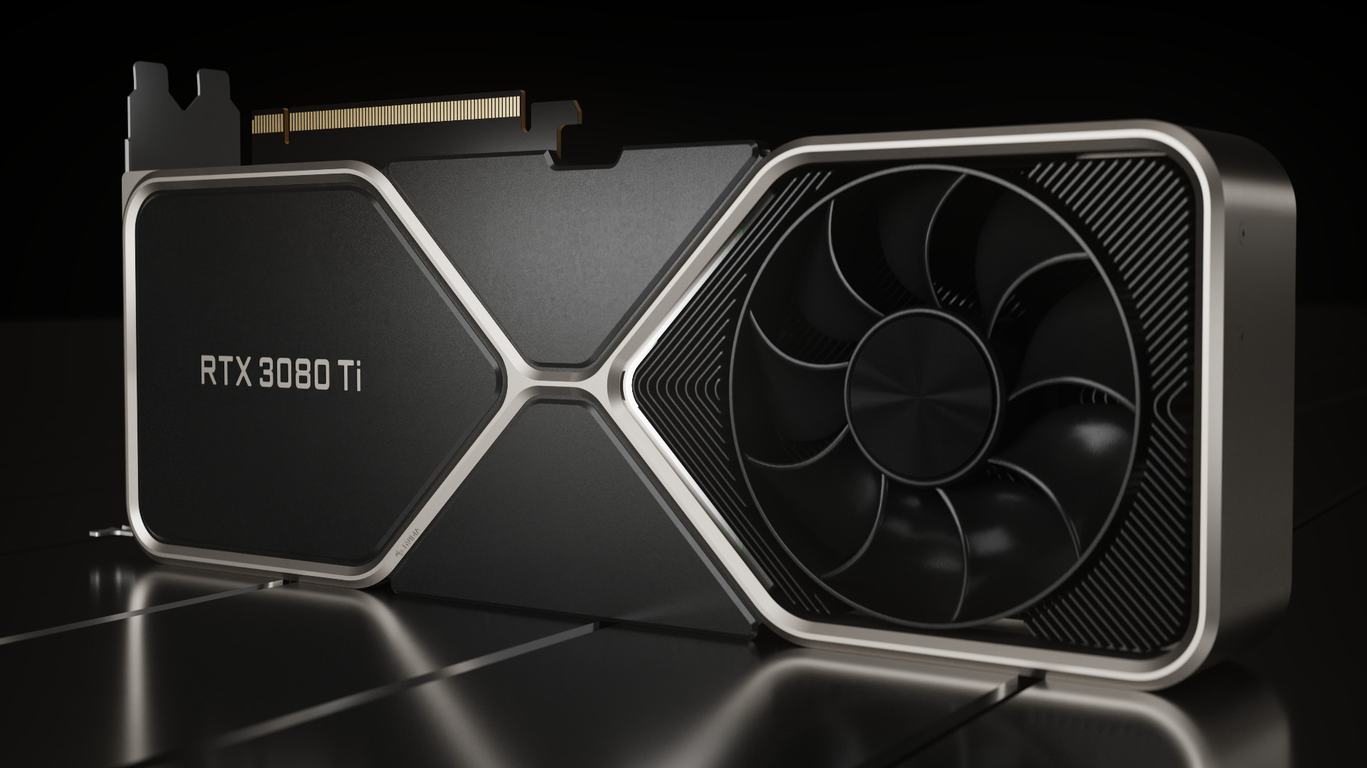 Nvidia GeForce RTX 3080 Ti Founders Edition 1600
