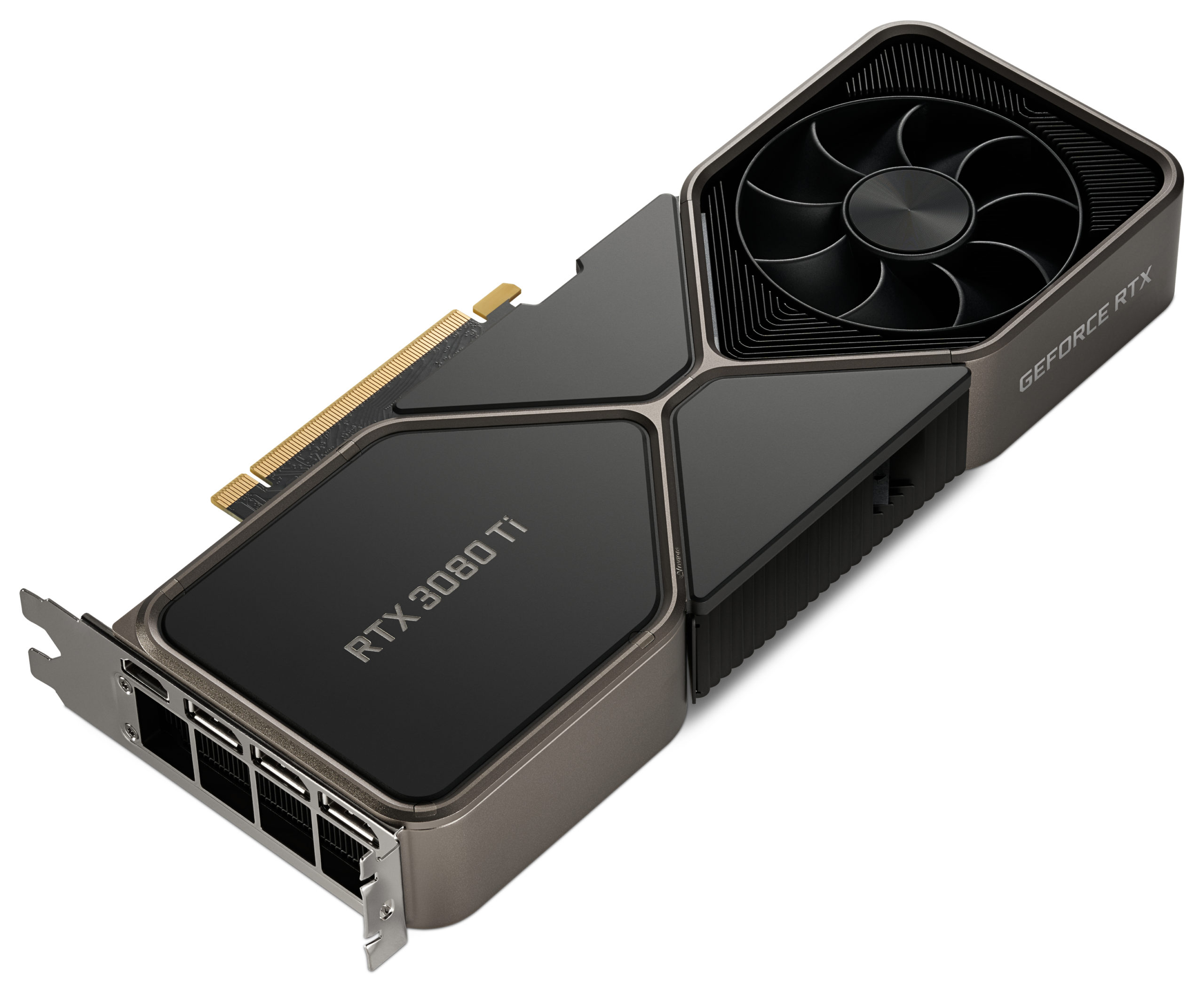 Nvidia GeForce RTX 3080 Ti Founders Edition 3