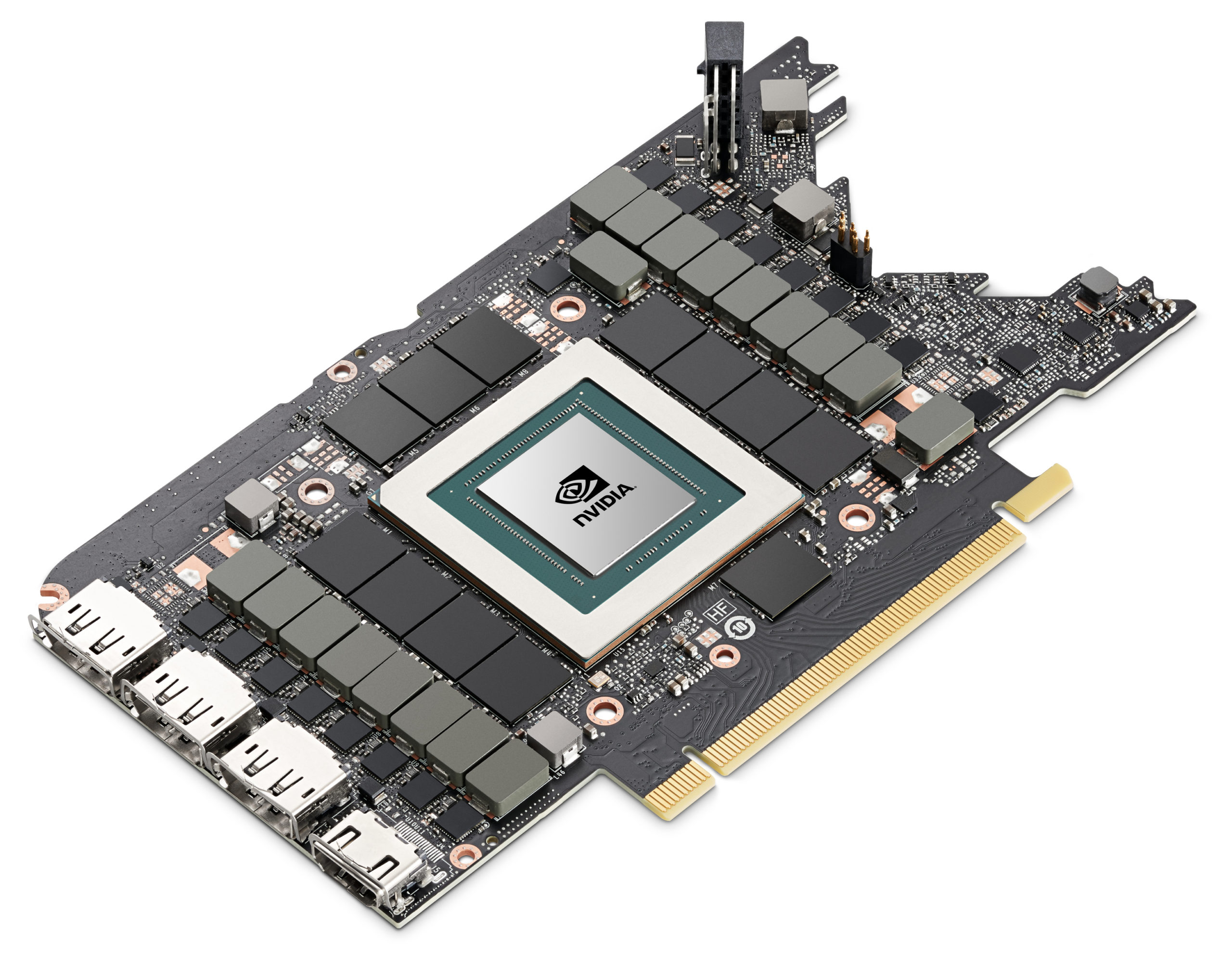 Nvidia GeForce RTX 3080 Ti Founders Edition PCB 1