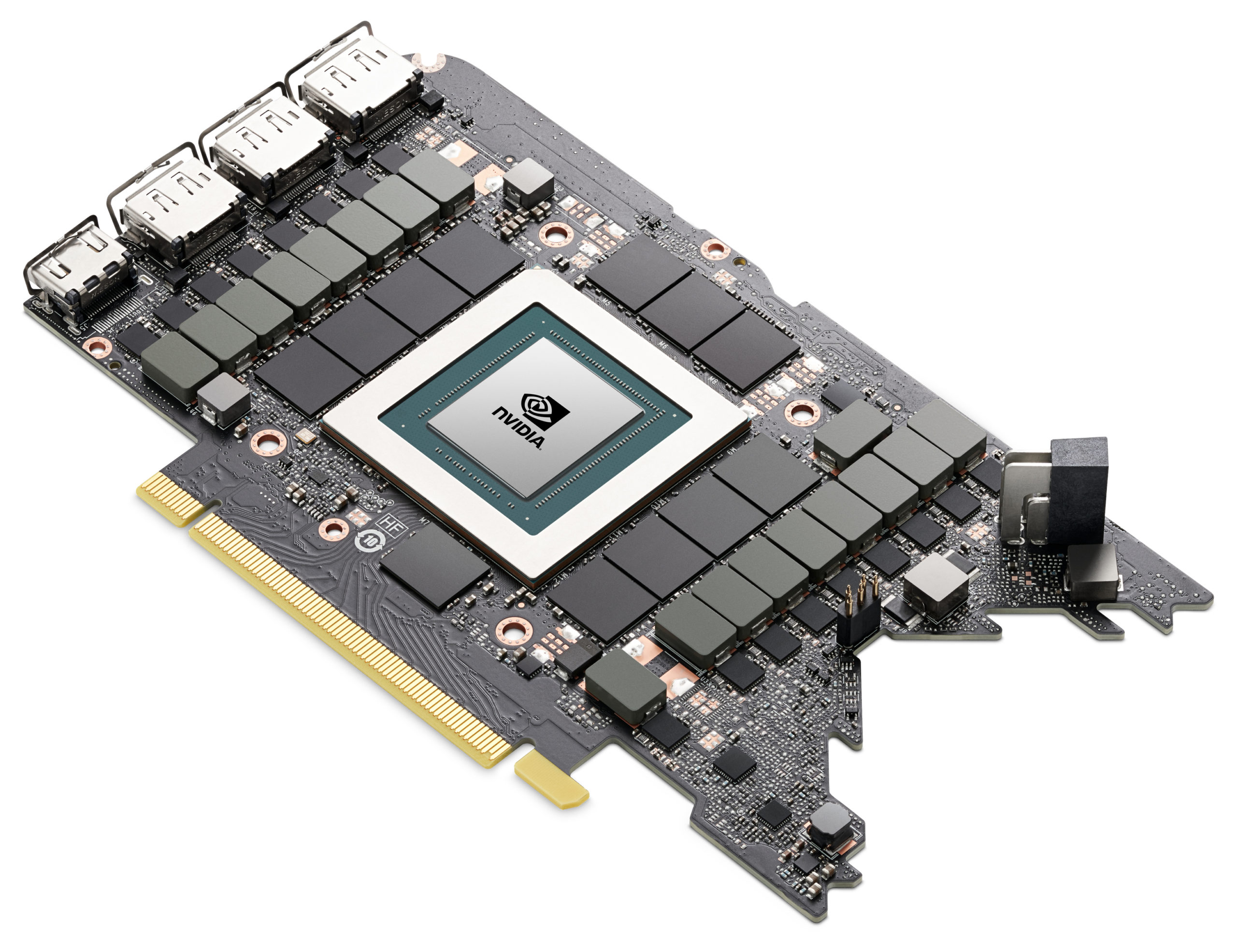 Nvidia GeForce RTX 3080 Ti Founders Edition PCB 2