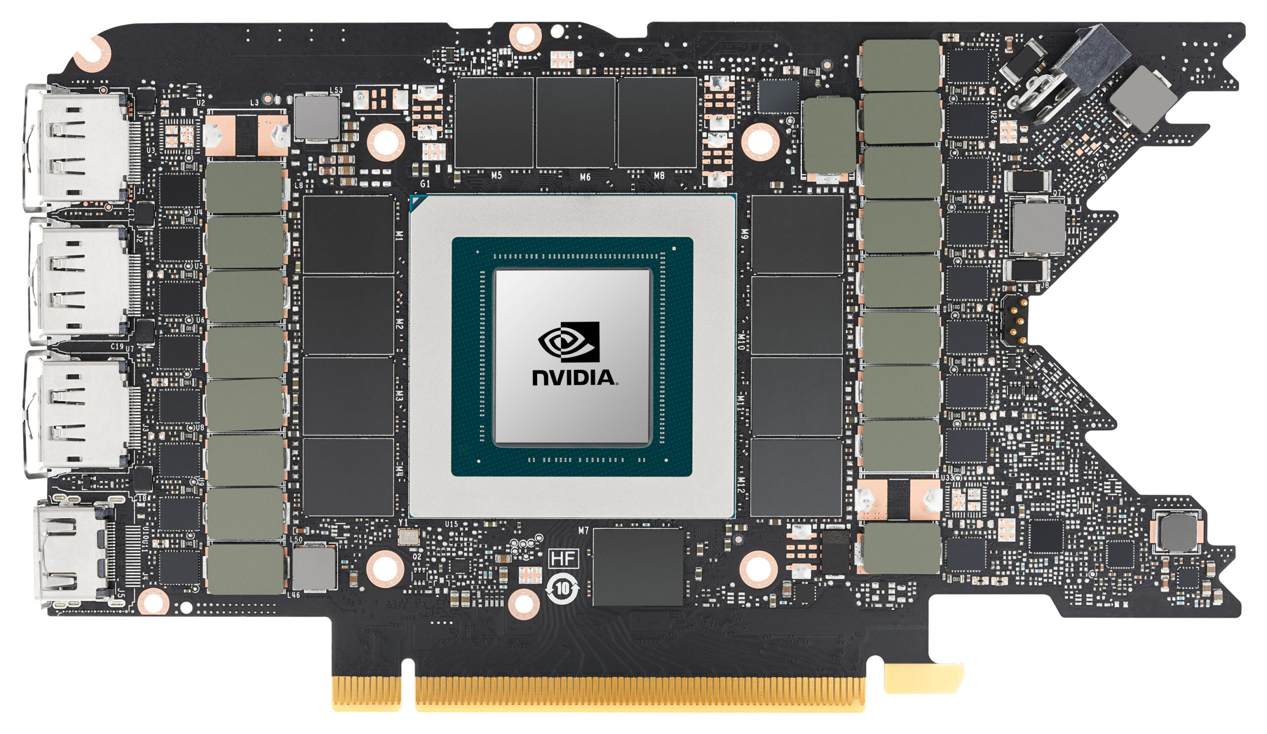 Nvidia GeForce RTX 3080 Ti Founders Edition PCB 4