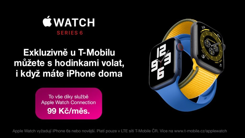 T Mobile Apple Watch Connection